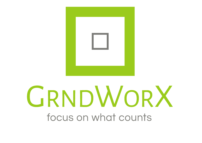 GrndWorX - Focus on what counts